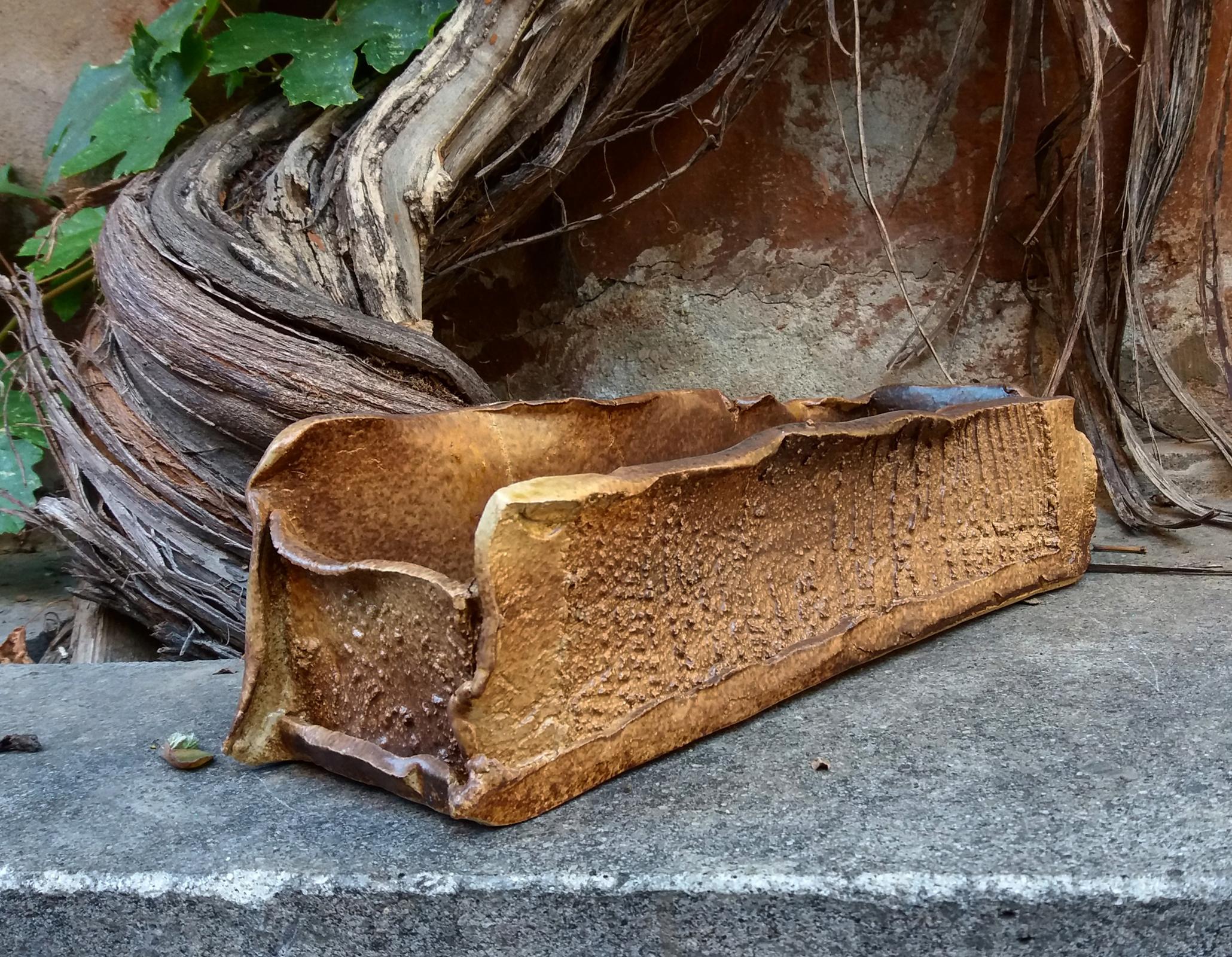 Vaso Texture – Senape