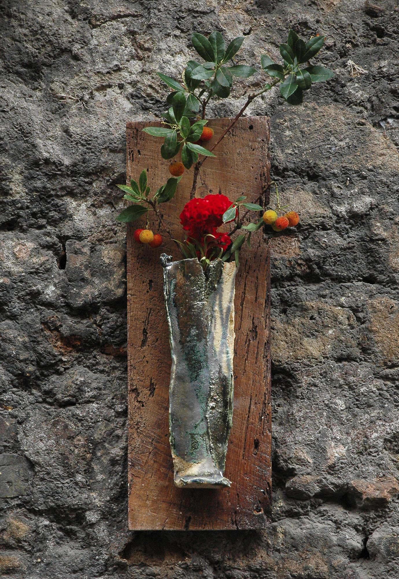 Vaso da appendere – Zucca:Nuka